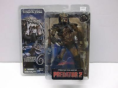 McFARLANE 2003 MOVIE MANIACS 6 PROTATOR 2 THE HUNTER FIGURE factory sealed