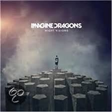 IMAGINE DRAGONS-Night Visions(2012)-Radioactive-New AND Sealed