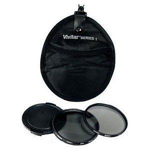 Vivitar-5-Piece-Filter-Kit-Set-52mm-UV-CPL-Filter-Lens-Cap-Filter-Case-Nikon
