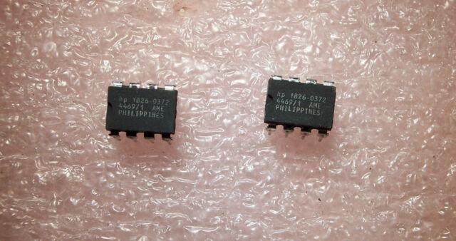 HP 1826-0372 HEWLETT PACKARD 8 PIN DIP 5GHz LIMITER// AMPLIFIER NOS QTY 1