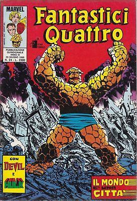ITALIANO USATO #NSF3 Fantastici Quattro N° 89 Star Comics