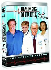 Diagnosis Murder: The 7th Season - Part 2 - 3 DISC SET (2013, DVD New)