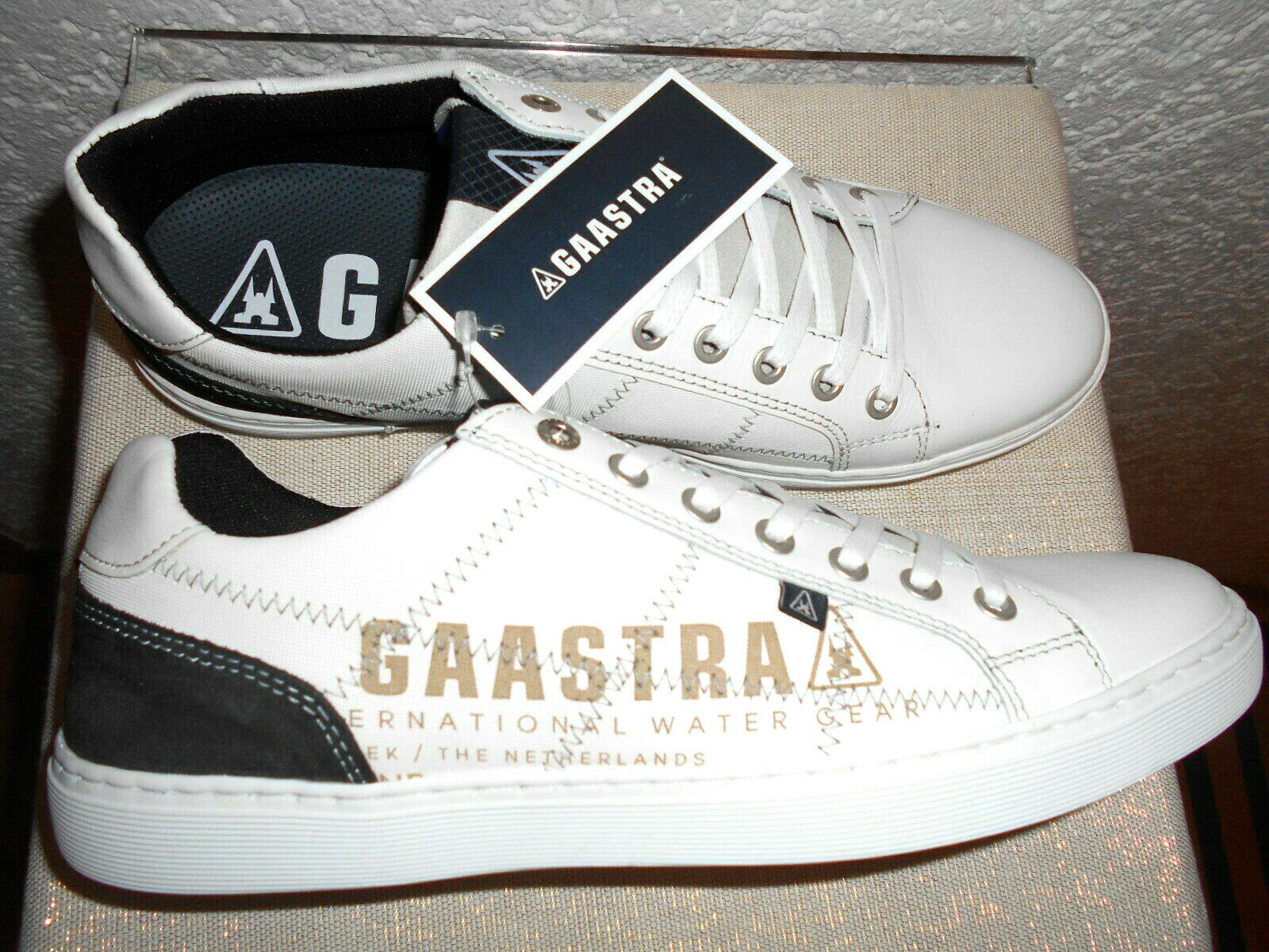 Top caballero para zapatillas de con cordones talla 40 + 42 nuevo  Gaastra  blancoo