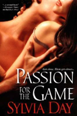 Passion for the Game, Day, Sylvia, Used; Good Book