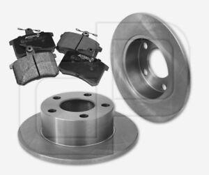 2-Bremsscheiben-und-4-Bremsbelaege-AUDI-100-und-A6-C4-hinten-245-mm