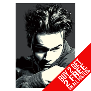 BUY 2 GET ANY 2 FREE RIVER PHOENIX POSTER PHOTO PICTURE PRINT A4 A3 SIZE