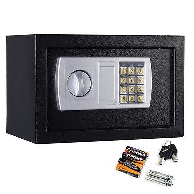 Elektronischer Safe Wandtresor Wandsafe Möbeltresor Geldschrank Mini