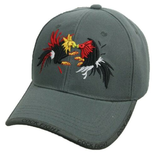 Cock Fight Baseball Cap Fashion Hats Adjustable Caps Rooster Hat Hip Hop Outdoor