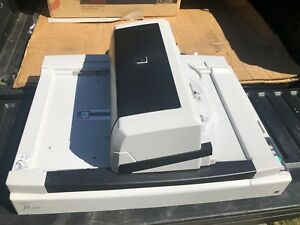 One-Genuine-Fujitsu-Fi-6770-Large-Format-Scanner-11X17-ADF-Flatbed-120000-Scans