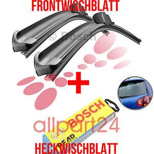 Bosch-A641S-H301-Juego-Completo-Delant-Trasero-Limpiaparabrisas-Nuevo-y