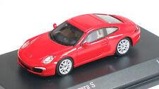Minichamps 1/87 HO 2011 Porsche 911 (991) Carrera S  (RED) 877060220 US SELLER