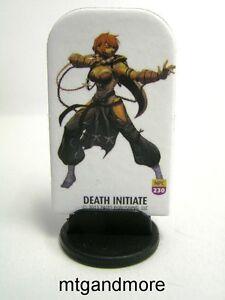 Details about Pathfinder Battles Pawns/Tokens - #230 Death Initiate  Prestige Class - NPC Codex