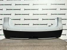 SUZUKI SX4 2015-2016 REAR BUMPER IN WHITE GENUINE [J22]