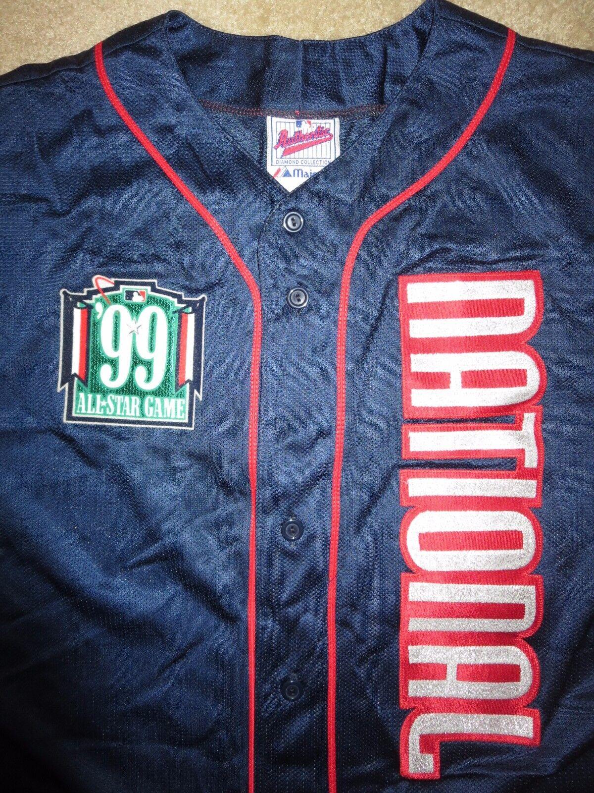 Mark Mcgwire 1999 All Star Spiel st Louis Cardinals MLB MLB MLB Trikot 2XL 2x 2dac67