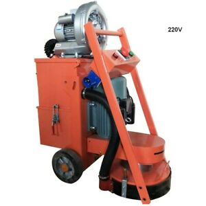 Concrete-Floor-Grinder-Ground-Polishing-Machine-Diamond-Disc-Marble-Ground