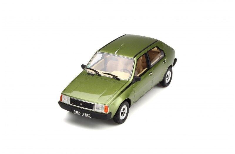 Renault 14 TS 118e OTTO