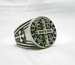 St-Benedict-Exorcism-Ring-Demon-Protection-Ghost-Hunter