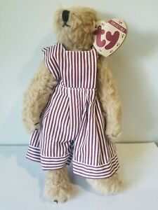 Ty Beanie Baby - Tiny Tim the Bear (1993) - With Tags