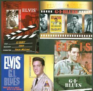 Grenada-Grenadinen-2010-Elvis-Presley-Film-1960-G-I-Blues-Cafe-Europa