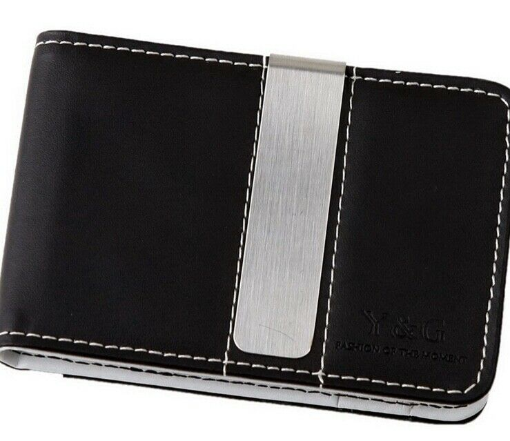 **Father's Day Sale: Y&G Men's Leather Wallets**