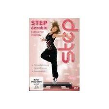 STEP AEROBIC - FATBURNER INTENSIV DVD NEU