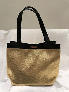 buy cheap new arrivals top fashion Details about Versace Parfums Gold Tote Bag