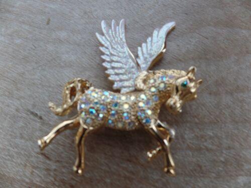 Vintage Jewellery KIRK'S FOLLY PEGASUS Unicorn Ena
