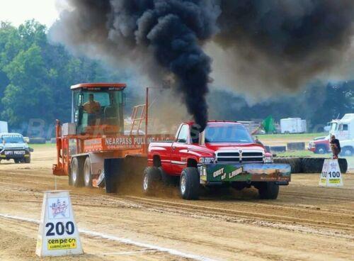Dodge Cummins 5.9 6.7 performance cylinder head porting truck pulling drag race