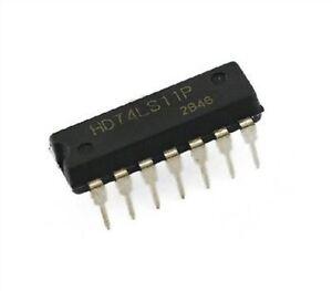 20pcs 74LS11 7411 Triple 3-Input Positive AND Gate DIP-14