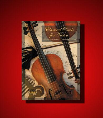 SANTORELLA CLASSICAL DUETS FOR VIOLIN W//PERFORMANCE CD