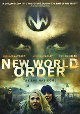 NEW WORLD ORDER: The End Has Come. Epic Royal Ent., 2013  **BRAND NEW**