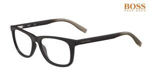 1edb48638102 Hugo Boss Orange Glasses Frames BO 0250 - (Q5D) Dark Brown   Beige ...