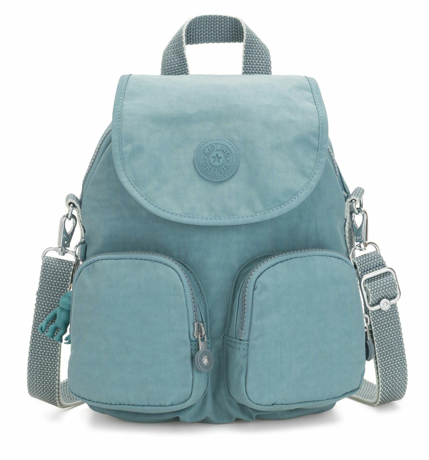Kipling Firefly Up Smtutti Backpack Aqua Frost