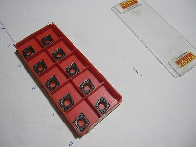 2-PM 4225 Carbide Inserts  CPMT 09 T3 08-PM 4225 2.5 10 pcs Sandvik CPMT 3
