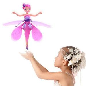 Flying fairy flutterbye flower fairy doll girl interactive toy flying fairy flutterbye flower fairy doll girl interactive mightylinksfo