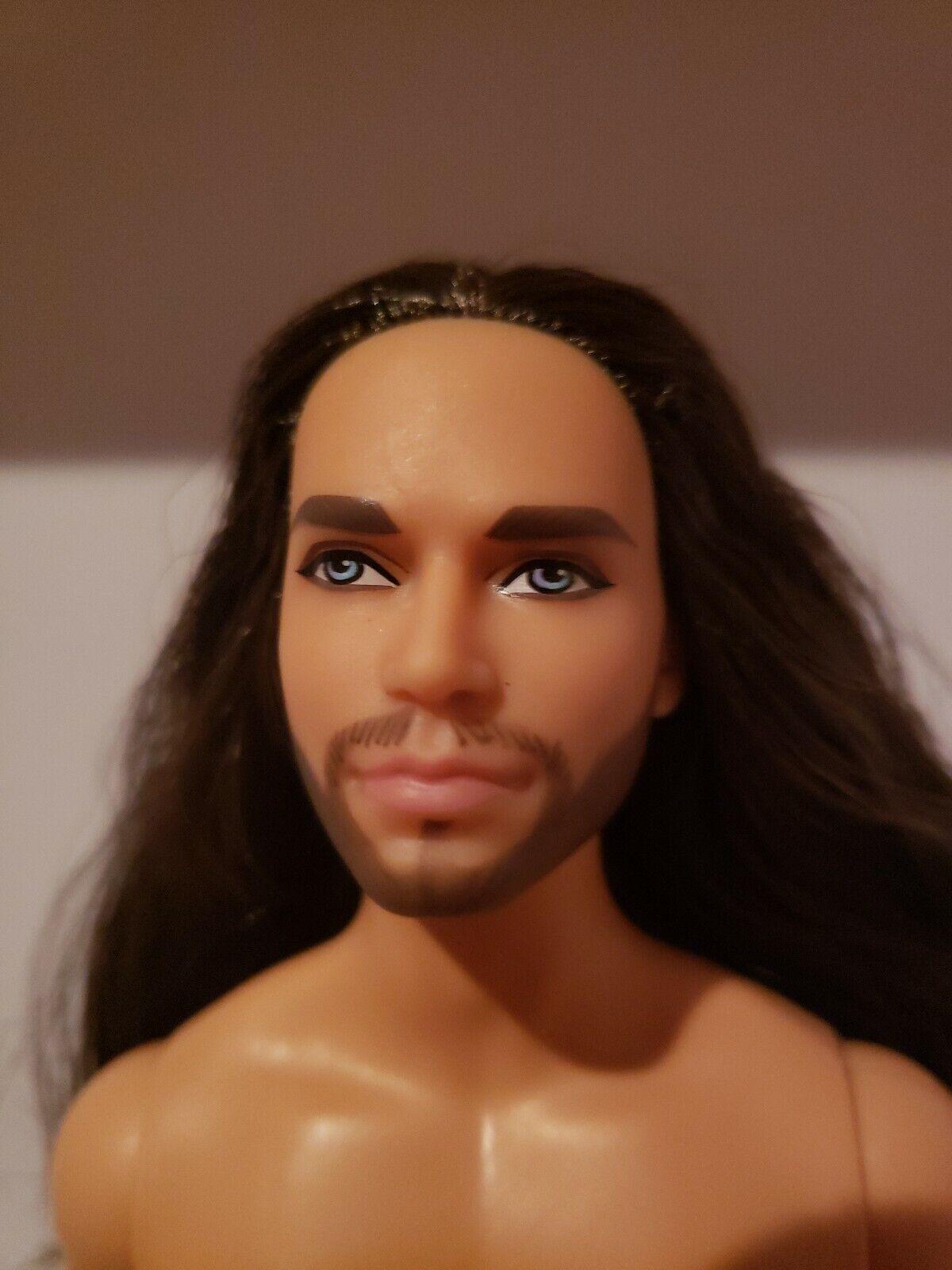 Barbie Hada del bosque lejano rey Ken Muñeca Desnuda