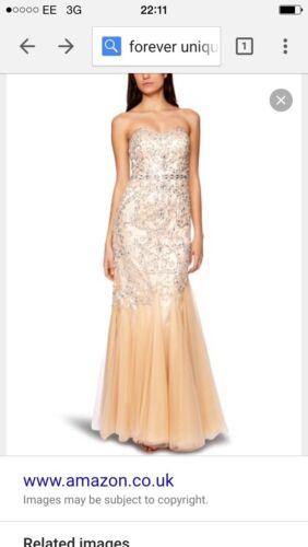 Dress Bnwt Size8 Angelique Forever Unique qBHwOftU