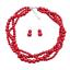 Charm-Fashion-Women-Jewelry-Pendant-Choker-Chunky-Statement-Chain-Bib-Necklace thumbnail 34