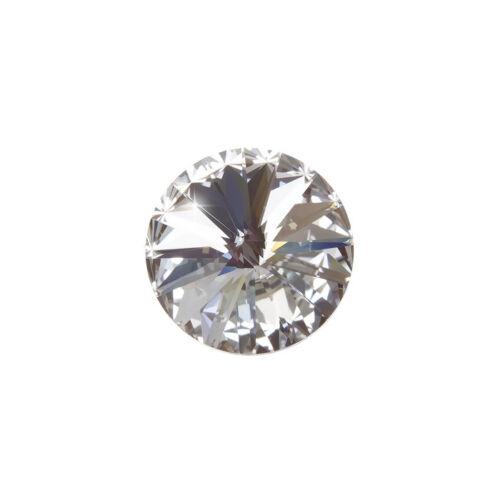 Swarovski 1122 Rivoli Round Stone Crystal F 14mm Pack of 1 E101//9