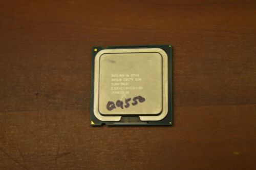 Intel Core 2 Quad Q9550 2.83Ghz 12M Cache 1333 MHz FSB SLAWQ SLBBV