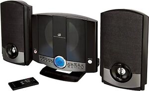 Gpx-Hm3817dtblk-Home-Music-Hi-fi-System-Cd-Player-hm-3817dt