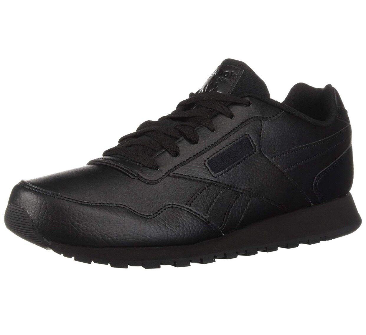 REEBOK CLASSIC HARMAN RUN negro negro CN0192 zapatilla de deporte MEN zapatos S-E