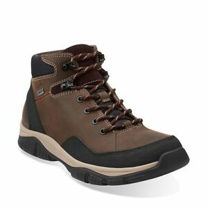 Clarks-Ramparton-GTX-Men-039-s-Nubuck-Waterproof-Hiker-GORE-TEX-Boots-26104284
