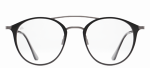 "PRIVÉ REVAUX Philosopher Collection /""The Epicurus/"" Designer Round Eyeglasses"