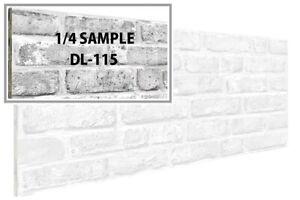 3D Wall Panel - Brick Effect 3D Luxury Wall  Decor Polystyrene - DL-115