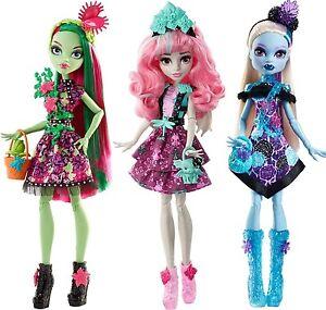 Venus Mcflytrap Doll Monster High Pa...