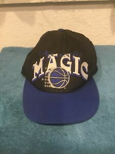 7bc175f7f09 cheap image is loading orlando magic hat vintage snapback cap nba  basketball cb5c2 a5ef9