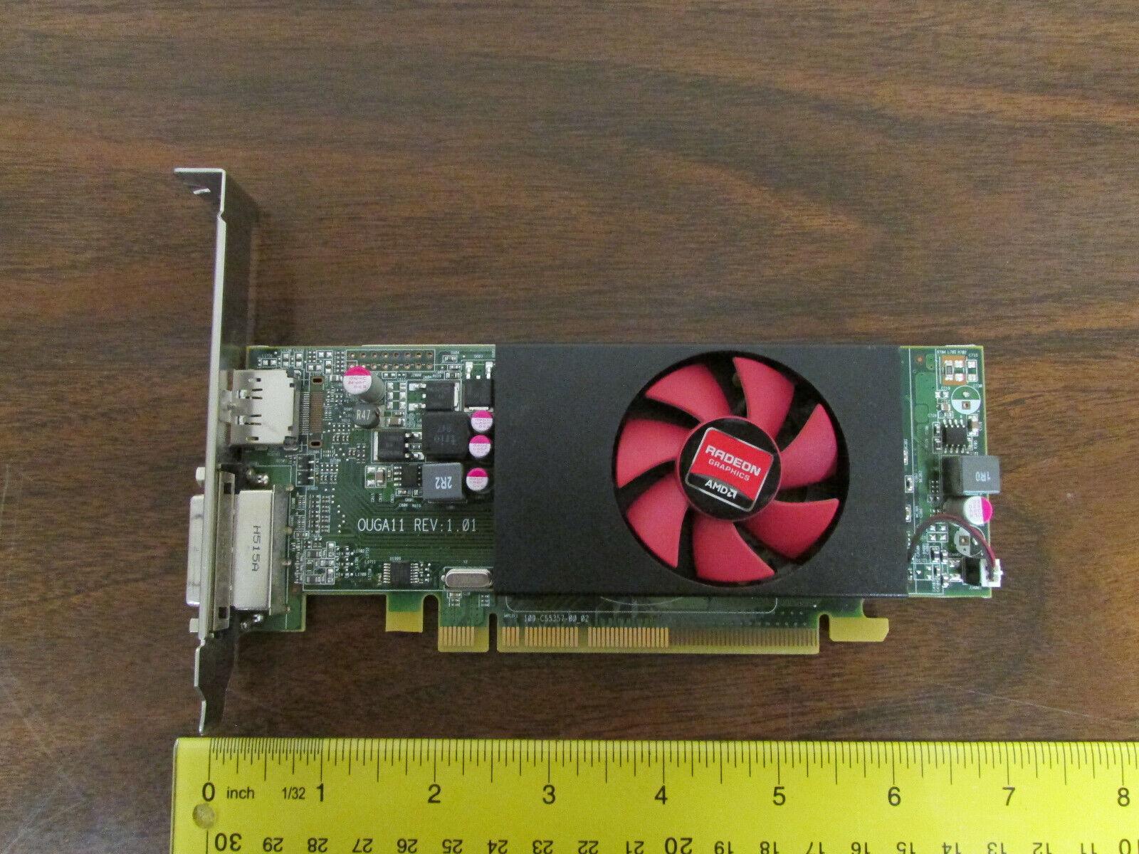 AMD Radeon HD 8490 1-GB DDR3 RAM OUGA11 PCI-E DVI DP Video Graphics Card