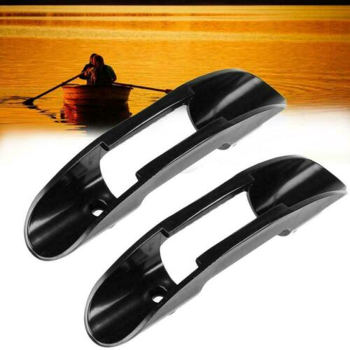 2Pcs Paddle Clips Kayak Marine Boat Paddle Clip Holder Accessories I4C8