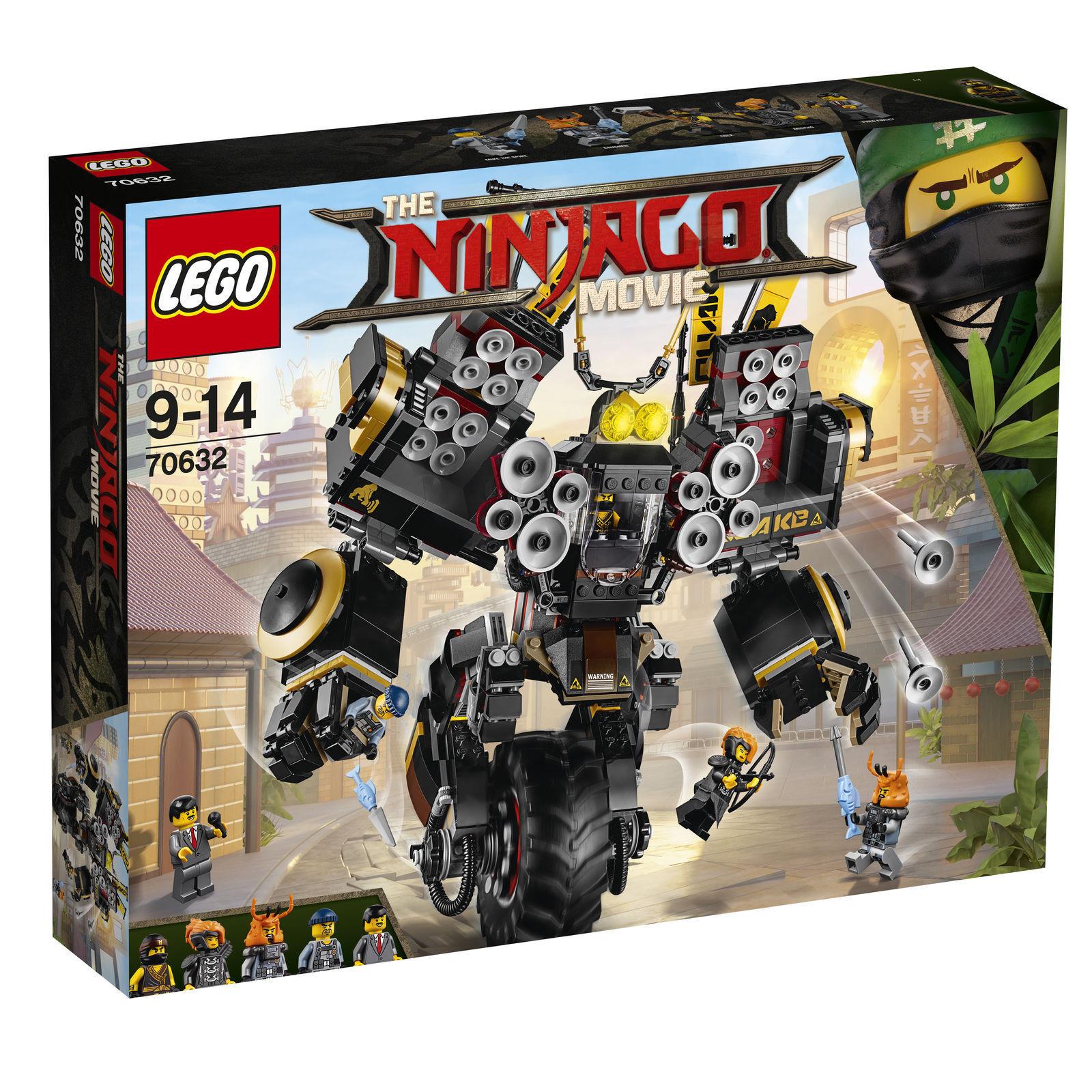 LEGO Ninjago Movie 70632 - Cole's Donner-Mech, Cooles  -  NEU in der OVP